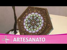 Vida com Arte   Caixa decorativa por Mariana Merlo - 31 de Março de 2017 - YouTube