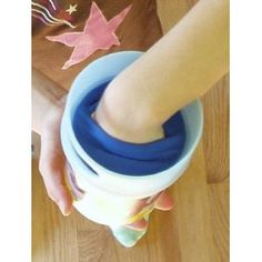 Munchie Mug - Top Rated Spill Resistant Snack Cup for Toddlers. Ages 1 to 4 years. Made in AMERICA. - BPA and phthalate free. FDA compliant materials.
