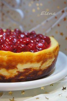 Chocolate y Pimienta: Tarta queso quark