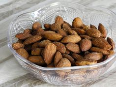 Toasted Cardamom Almonds | Pepper Scraps