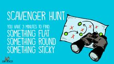 Using Scavenger Hunts to Get Students Moving in Virtual Learning - John Spencer Student Reading, Student Work, Divergent Thinking, John Spencer, Pythagorean Theorem, Virtual Class, Digital Literacy, Sketch Notes, Meteorology