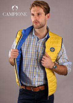 Kleidung und Fashion vom Herrenausstatter CLAUDIO CAMPIONE ist modern und edel.