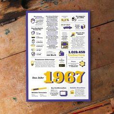 people born in 1967 will be #50 next year oO || nächstes Jahr haben alle 1967 Geborenen 50. GEBURTSTAG!! So schnell kanas gehen und schon ist wieder ein runder Geburtstag ;)