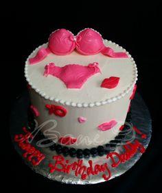 hotpink bikini cake,sexy cake, cake for daddy
