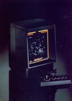 La Vectrex, la première et l'une des seules consoles vectorielles, sortie en 1984