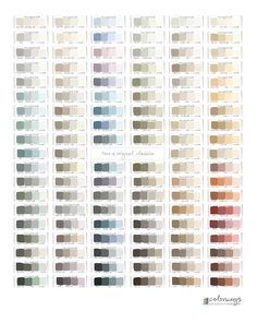 120 Beautiful Colors | Colorways with Leslie Stocker