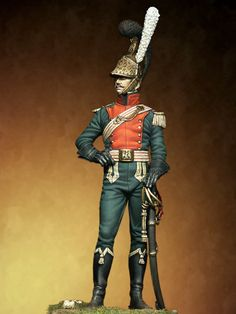 Dutch Lancer Cavalry #1 Tin Painted Toy Soldier Pre-OrderCollectible