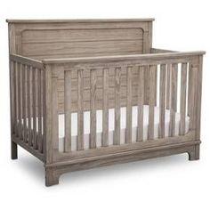 Truly Scrumptious By Heidi Klum 4 In 1 Convertible Crib