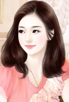 Beautiful Girl Drawing, Beautiful Chinese Girl, Beautiful Fantasy Art, Beautiful Anime Girl, Cartoon Girl Images, Cute Cartoon Girl, Art Chinois, Chica Cool, Lovely Girl Image