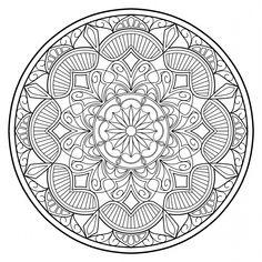 Mandala AD 25 Mandalaart Mandalas Mandaladesign Digitalart Kaleidoscopeart