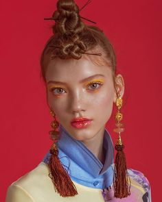 PIECE OF MY HEART // LINK IN BIO Photographer /Daniel Martínez Guillén@Danielmartinezphoto Stylist/ Mireia Rovira Rucabado@Mireia_Rr Mua /Marta Castillo @Martach_Makeupartist Hair /Eva Casanova@Evacasanovahair Model / Arisha K@Arisha.Kr @ Line Up Model Management @Lineupmodels  via ATLAS MAGAZINE OFFICIAL INSTAGRAM - Celebrity  Fashion  Haute Couture  Advertising  Culture  Beauty  Editorial Photography  Magazine Covers  Supermodels  Runway Models