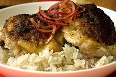 Domestic Sluttery: Sluttishly Savoury: Baked Coconut Chicken