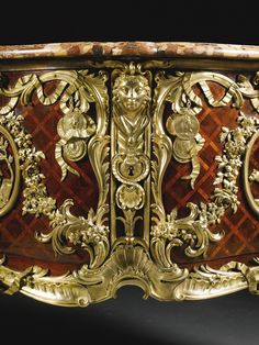 A GILT-BRONZE-MOUNTED KINGWOOD TULIPWOOD AND PARQUETRY COMMODE À VANTAUX AFTER THE CELEBRATED MODEL BY ANTOINE-ROBERT GAUDREAUS FOR LOUIS XV'S MEDAL CABINET AT VERSAILLES NAPOLEON III, CIRCA 1870