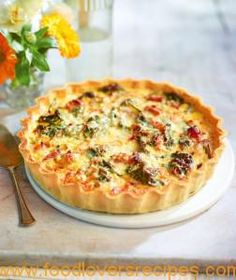 A selection of pie, tart and quiche recipes using homemade and ready-made shortcrust pastry. Plus, a recipe to make your own shortcrust pastry from scratch. Chard Recipes, Quiche Recipes, Pastry Recipes, Cooking Recipes, Quiches, Bette, Savory Tart, Savoury Pies, Shortcrust Pastry