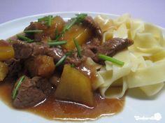 Rinderfilet mit Ananas | Cookarella – Rezepte, kreatives Kochen und mehr! ♥