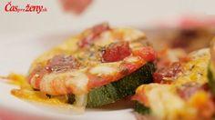 Pripravte si originálne jednohubky pre hostí: Cuketové mini pizza chuťovky zmiznú zo stola ešte zahorúca   Casprezeny.sk