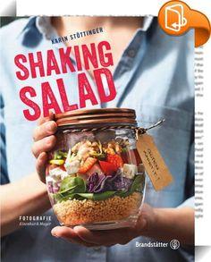 Shaking Salad    :  Eine Idee so einfach wie genial: Salat, Schicht um Schicht in einem Glas angerichtet, das exquisite Dressing kurz vor dem Verzehr darüber, kurz geschüttelt, fertig! Knackig frisch und in Sekundenschnelle fertig zum Mitnehmen ins Büro. Dabei muss es nicht immer nur Gemüse sein: Ob mit Fleisch, Fisch oder auch als süße Überraschung - die Grundidee lässt sich kulinarisch vielfältig anwenden. Ob beim Picknick im Park oder beim Badeausflug mit den Kindern-  es gibt kein...