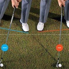 Sean Foley: Add The Curve At Address - Golf Digest