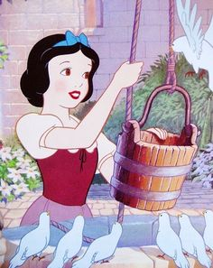 17. Least Favorite Classic. Snow White.  I really just don't like it. Probably least favorite Disney movie over all.
