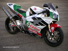 Honda SP2. Castrol / Edwards.