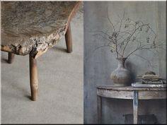 Wabi sabi lakások, bútorok - Antik bútor, egyedi natúr fa és loft designbútor, kerti fa termékek, akácfa oszlop, akác rönk, deszka, palló