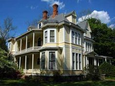 Historic Homes, Houses, and Commercial Properties for Sale available through the National Trust for Historic Preservation. Find Property, Property Listing, Athens Georgia, Commercial Property For Sale, Historic Properties, House Built, Southern Homes, Finding A House, Historic Homes