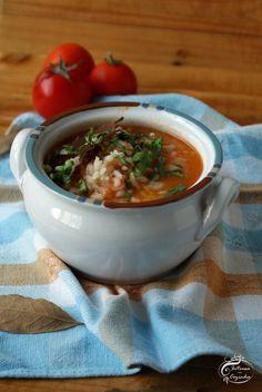 Intrusa na Cozinha: Arroz Malandrinho de Tomate