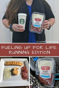 "Fueling Up for Life: Running Edition #CreminelliFreshSnacking Properly fueling while half marathon training can be a difficult task. Especially with a busy lifestyle, I've joined up with @Creminelli through Starbucks to show you how to keep from becoming ""hangry"". #ad…"