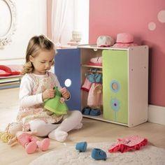 Armário de Roupa para bonecas
