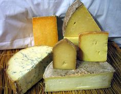 stilton, caerphilly, chesire, double gloucester, and cheddar