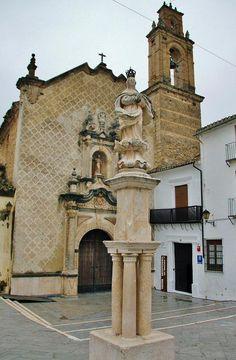 Iglesia de San Francisco en Priego de Córdoba en Andalucía Cordoba Spain, Iglesias, Murcia, Alicante, Valencia, Travelling, San Francisco, Places To Visit, Earth