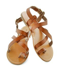 27 Adorable Pairs Of Summer Sandals