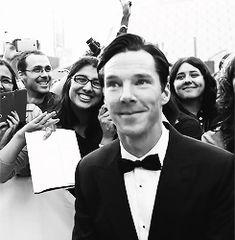 Benedict Cumberbatch. adorable. gif