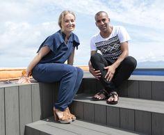 Angélica entrevista Emerson Sheik (Foto: Felipe Monteiro/Gshow)