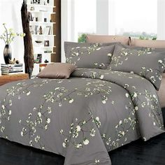 Shop North Home Bedding Trellis Queen Duvet Cover Set at Lowe's Canada online store. Find Bedding Sets at lowest price guarantee. Bed Sets, Comforter Sets, King Comforter, 100 Cotton Duvet Covers, Duvet Cover Sets, Ruffle Bedding, Make Your Bed, Queen, Comforters