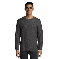 now on eboutic.ch - grey pullover for men Calvin Klein, Underwear, Pullover, Grey, Sweaters, Clothes, Fashion, Fashion Styles, Gray