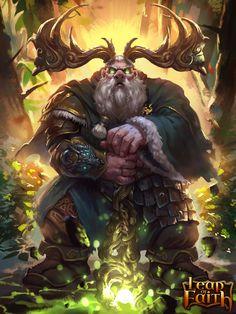 night elf druid wallpaper - Google Search
