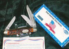 "Boker Storyteller Knife 4th of July 4"" Closed W/ Factory Packaging,Paperwork @ ditwtexas.webstoreplace.com"