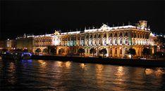 Hermitage in St Petersburg, Russia. Wonderful place