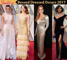 Oscars 2017: La La Land's Emma Stone, Taraji P Henson, Hailee Steinfeld, Olivia Culpo – a look at the best dressed actresses! #FansnStars