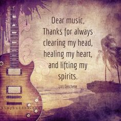 Sometimes Music Is the Only Medicine the Heart and Soul Need - Tiny Buddha Music Is Life, My Music, Boss Music, Favorite Quotes, Best Quotes, Quotes To Live By, Life Quotes, Peace Quotes, Attitude Quotes