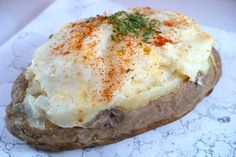 2-Good Twice-Baked Potato Recipe | Hungry Girl