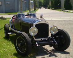 1928 Packard Boattail Speedster