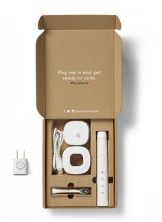 Dental Hygiene, Dental Care, Teeth Cleaning, Box Packaging, Recyclable Packaging, Packaging Design Inspiration, Box Design, Sonicare Toothbrush, Teeth Whitening