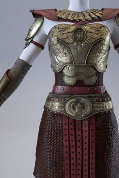 Woman armor Source by vincent_vinny clothes ideas female Fantasy Armor, Fantasy Dress, Medieval Fantasy, Medieval Gown, Medieval Armor, Armadura Medieval, Armor Clothing, Concept Clothing, Gypsy Clothing