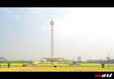 Tugu Monas Jakarta merupakan salah satu tempat wisata yang jadi favorit warga Jakarta maupun dari luar kota. Apa saja yang terlihat di Tugu Monas dari luar diulas dalam blog nnoart.