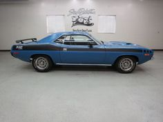 1973 Plymouth Barracuda Maintenance/restoration of old/vintage vehicles: the material for new cogs/casters/gears/pads could be cast polyamide which I (Cast polyamide) can produce. My contact: tatjana.alic14@gmail.com
