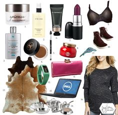 Courtney's Ultimate Christmas Wishlist and Gift Guide for 2014 from FrySauceandGrits.com