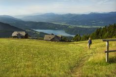Hiking in the Garden of Eden – Alpe-Adria-Trail Carinthia, Alpine Lake, Am Meer, Places Of Interest, Nature Reserve, Great Lakes, Plan Your Trip, Hiking Trails, Adventure Travel