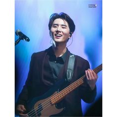 When You Smile, Your Smile, Rapper, Hyun Young, Young K Day6, Young Ones, Playing Guitar, Boyfriend Material, Kpop Boy